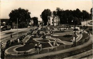 CPA Station Thermale de Bagnoles-de-l'Orne.Le Golf et le Castel Hotel.(356534)