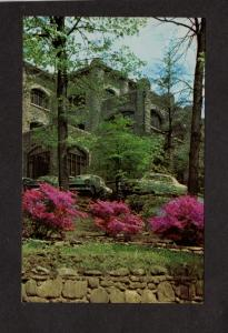 NC Assembly Inn Hotel Montreat Asheville Black Mountain North Carolina Postcard