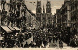 CPA ORLÉANS Fetes de Jeanne d'Arc 1909 Le Cortege municipal (608847)