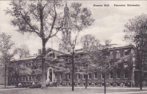 Nassau Hall Princeton University Princeton New Jersey