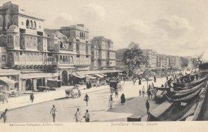 JAIPUR , India , 00-10s ; Jeweller's Street