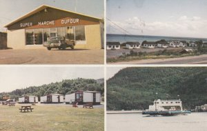 CABINES DUFOUR , CHARLEVOIX , Quebec , Canada , 60-80s
