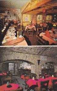 Restaurant La Traite Du Roy , Quebec city , Canada , 50-60s