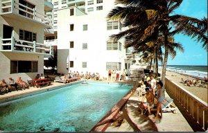 Florida Miami Beach Canadian Apartment Motel