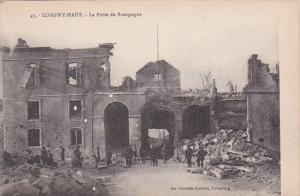 France Longwy La Porte de Bourgogne