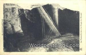Constantine Algeria, Africa, La Passerelle dans les Gorges du Rhumel  La Pass...