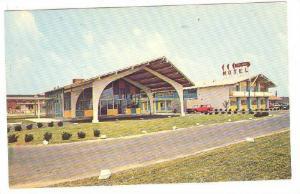 Gateway Motor Inn, New Castle, Delaware, 1940-1960s