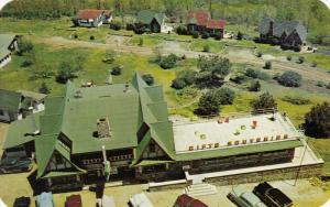 Resort , Atop Boston Mt , Ozarks , Arkansas , 40-60s