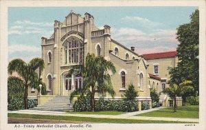 Florida Arcadia Trinity Methodist Church  Curteich