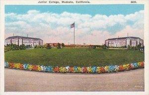 California Modesto Junior College