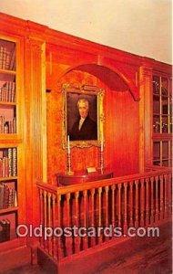 James Monroe Law Office Museum & Memorial Library Fredericksburg, VA, USA Unu...