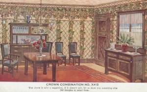 Chicago Wall Papers , Crown Comination No. X413 , Michigan , 1910s