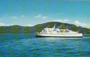 Britsh Columbia Ferry Authority M V Queen Of Prince Rupert