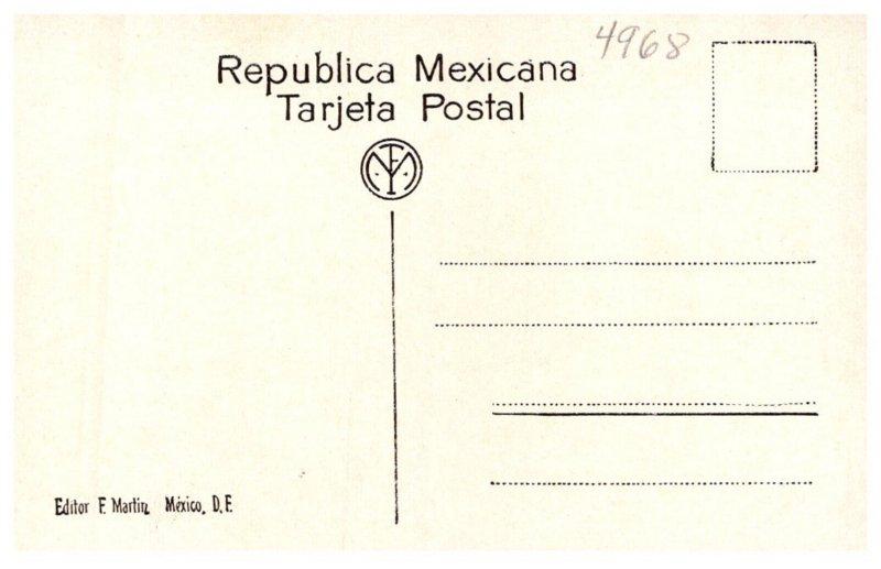 Mexico Banderillas placed Face to Face
