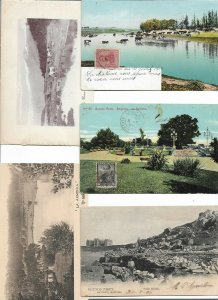 Argentina Buenos Aires And More Postcard Lot of 19 01.13