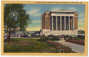 James Taylor Robinson Memorial Auditorium, Little Rock, AR