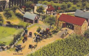 Roadsde America, The World's Greatest Indoor Miniature Village, Barn Dance,...