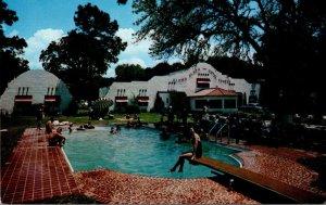 Mississippi Gulfport Alamo Plaza Hotel Courts