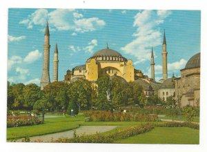 Turkey Istanbul Saint Sophia Museum Aya Sofya Muzesi Vintage 4X6 Postcard