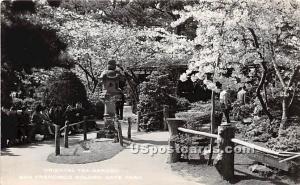 Oriental Tea Garden, Golden Gate Park