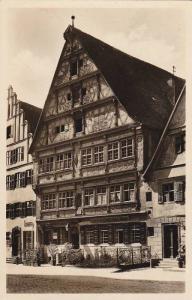 RP, Hotel Deutsches Haus, Dinkelsbuhl (Bavaria), Germany, 1920-1940s