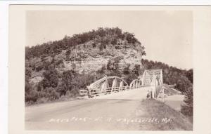 RP; WAYNESVILLE , Missouri, 30-40s ; Pike's Peak Bridge
