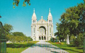 Canada Manitoba Winnipeg Saint Boniface Cathedral