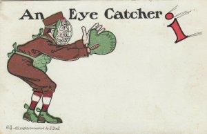 An Eye Catcher (Baseball) , 00-10s