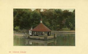 VA - Mt. Vernon, Wharf