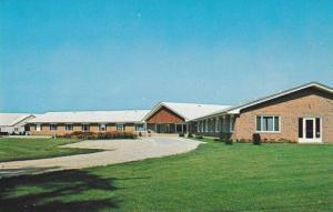 Exterior,  Fairview Haven,Home For The Aged,   Fairbury,  Illinois,  40-60s