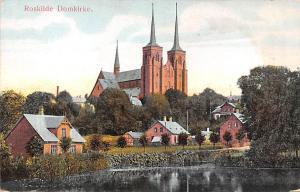 Denmark, Danmark Roskilde Domkirke  Roskilde Domkirke