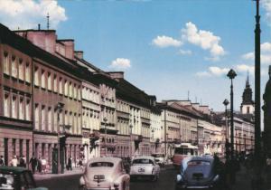 WARSZAWA , Poland , 50-60s ; Ulica Nowy Swiat