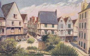 BOURGES, France, 1900-10s ; TUCK ; Place Gordaine et Rue Mirebeau