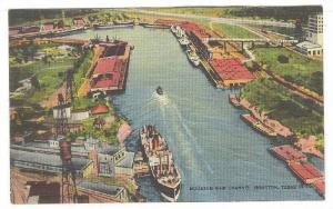 Houston Ship Channel,Houston,Texas,30-40s