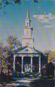 Indiana Nashville Christtion Church Brown County