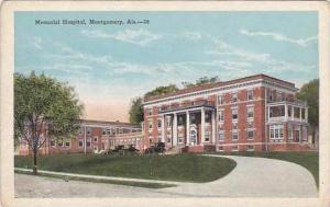 Alabama Montgomery Memorial Hospital