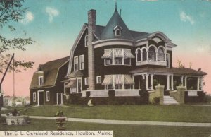 HOULTON  , Maine , 00-10s ; E. L. Cleveland Residence