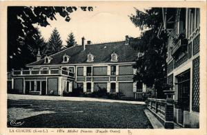 CPA   La Guiche (S.-et-L.) - Villa Michel Provins (Facade Ouest)   (437435)