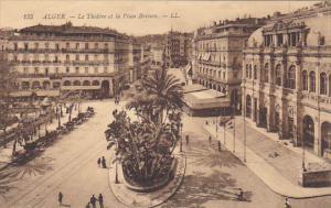 Algeria Alger Le Theatre de la Place Bresson
