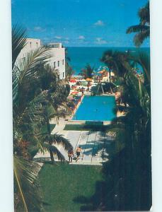 Pre-1980 GEORGIAN HOTEL Miami Beach Florida FL AE1322-12