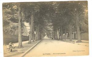 La Flèche , France , 00-10s : Boulevard Latouche