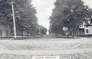 Lake Crystal MN~Homes @ Dirt Crystal St Intersection 1908 Rhutasel of Chapin, IA