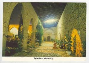 Interior View, Ayia Napa Monastery, Cyprus, PU-1997