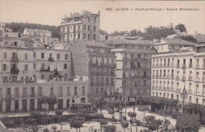 Algeria Alger Tournant Rovigno Square Montpensier