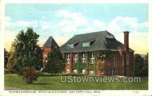 Skinner Gymnasium East Northfield MA 1926