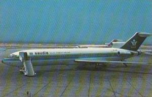 SAUDI ARABIAN AIRLINES BOEING 727-2H3