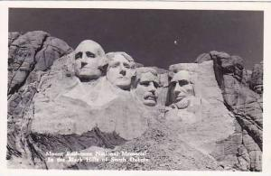 RP, Mount Rushmore National Memorial, In The Black Hills Of South Dakota, 193...
