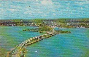 The New Bridge To Englewood Beach Florida