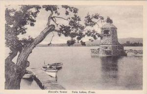 Connecticut Twin Lakes Alvords Tower Albertype