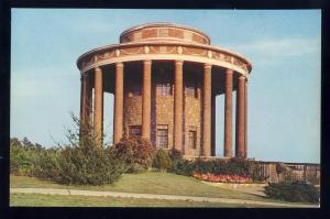 Birmingham, Alabama/AL Postcard, Vestavia Temple & Gardens